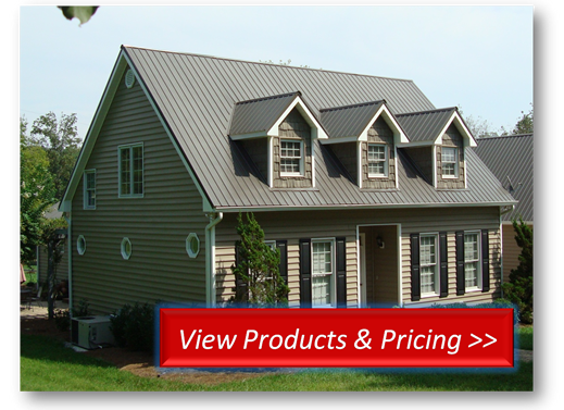 View Metal Roofing Materials